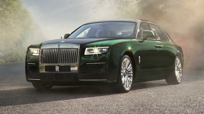 Rolls Royce Ghost Extended /