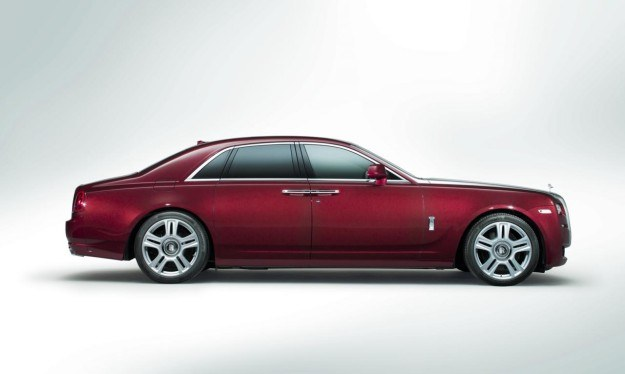 Rolls-Royce Ghost II Series /