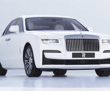 Rolls-Royce Ghost nowej generacji