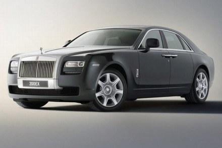 Rolls-Royce ghost /