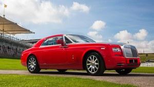 Rolls-Royce Phantom Coupe oraz Wraith Al-Adiyat