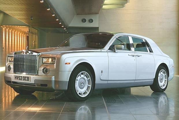 Rolls-Royce Phantom (kliknij) /INTERIA.PL