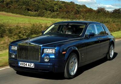 Rolls-Royce Phantom / Kliknij /INTERIA.PL