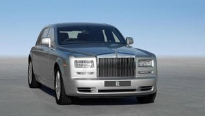 Rolls-Royce Phantom po faceliftingu