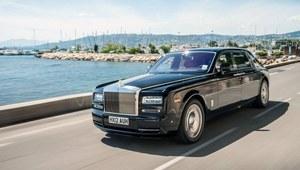 Rolls-Royce Phantom w produkcji do 2020