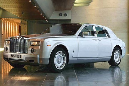 Rolls-royce phantom /
