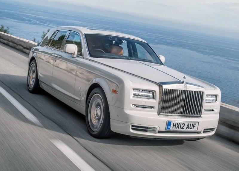 Rolls-Royce Phantom /
