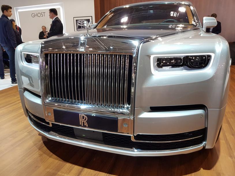 Rolls-Royce Phantom /INTERIA.PL