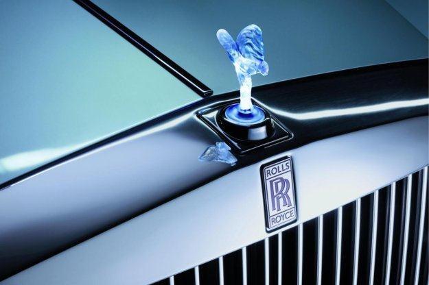 Rolls-Royce pokaże elektryczne auto /