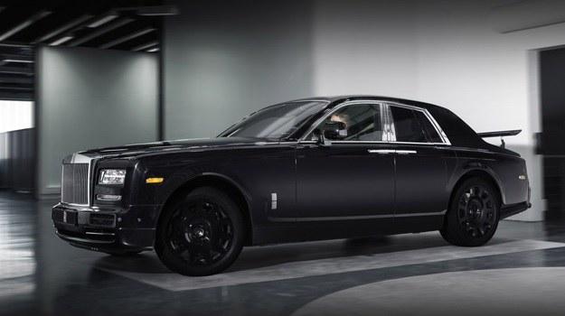 Rolls-Royce Projekt Cullinan /Rolls-Royce