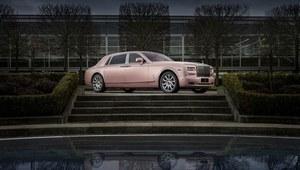Rolls-Royce Sunrise Phantom - olśniewający
