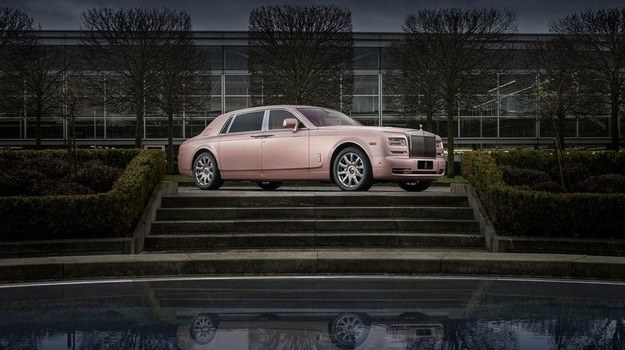 Rolls-Royce Sunrise Phantom /Rolls-Royce