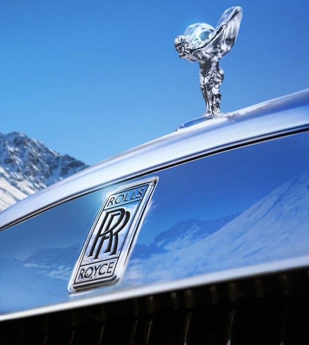 Rolls-Royce SUV /Rolls-Royce
