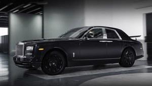 Rolls-Royce testuje podzespoły swojego nowego SUVa