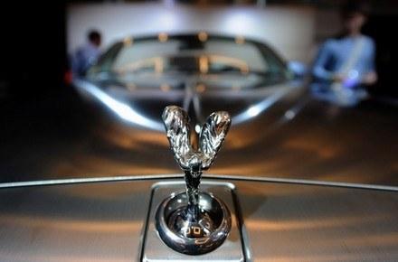 Rolls-Royce wjeżdża do Polski /AFP