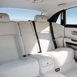 Rolls-Royce z fotelami z Pruszkowa