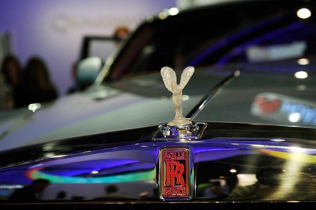 Rolls-Royce zanotował rekordową sprzedaż /AFP