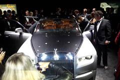 Rolls Royce zaprezentował nowego Phantoma