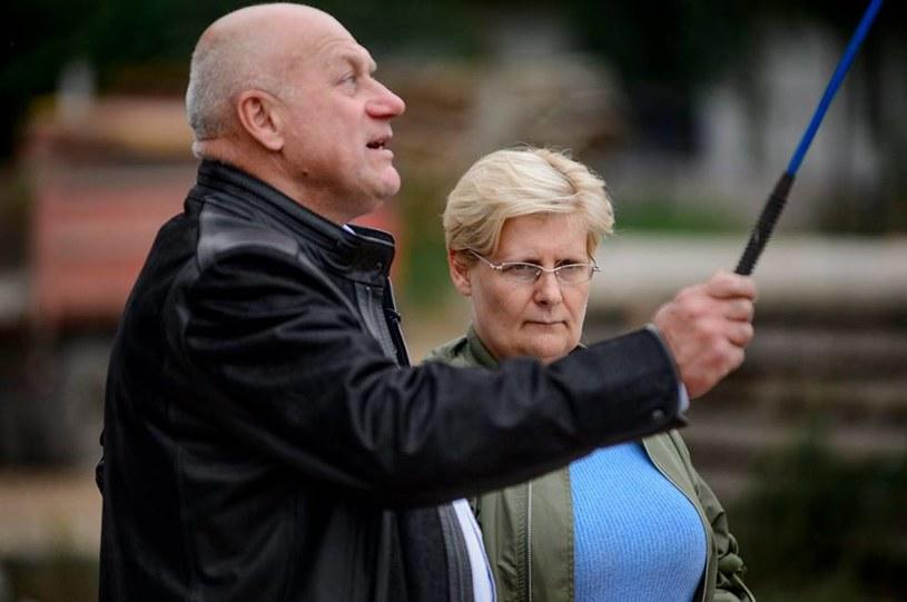 """""""Rolnik szuka żony 5"""": Jan i Elżbieta, fot. z oficjalnego profilu programu na Facebooku /materiały prasowe"""