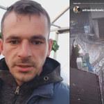 """""""Rolnik szuka żony 6"""": Adrian Berkowicz przeżył prawdziwy dramat. Burza i grad zniszczyły wszystko!"""