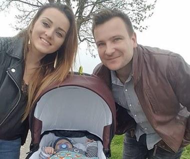 """""""Rolnik szuka żony"""": Ania i Grzesiek z synem"""