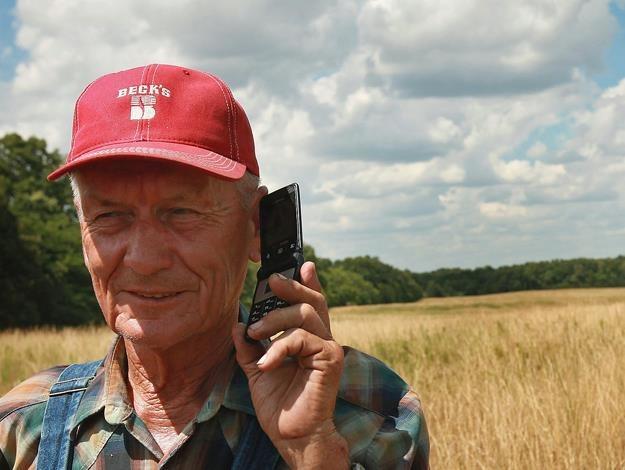 Rolniku, chcesz  240 euro za hektar? Fot. Scott Olson /Getty Images/Flash Press Media