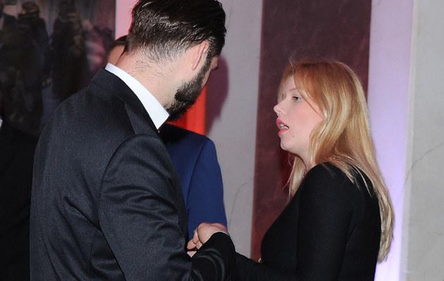 Roma Gąsiorowska z mężem /Andras Szilagyi /MWMedia