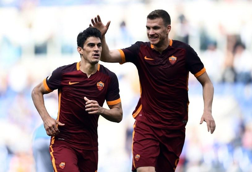 Roma nie dała szans Lazio /AFP