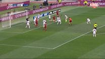 Roma - Torino. Zaniolo znowu strzela piękną bramkę (ZDJĘCIA ELEVEN SPORTS). Wideo
