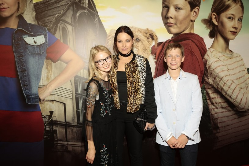"""Roma zagrała teraz w filmie adresowanym do dzieci, """"Tarapaty"""" /East News"""