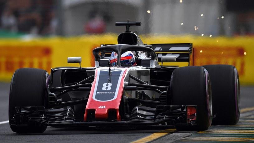 Romain Grosjean (Haas) /Getty Images