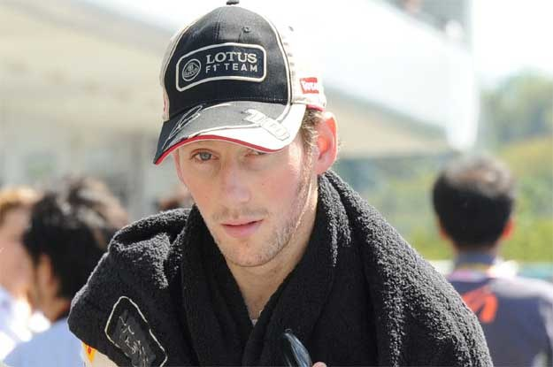 Romain Grosjean /AFP