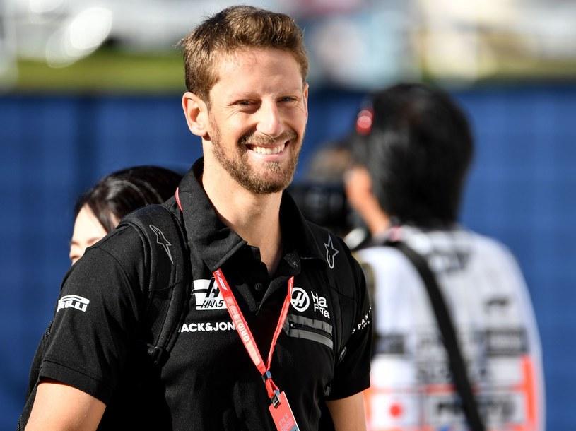 Romain Grosjean /TOSHIFUMI KITAMURA /AFP