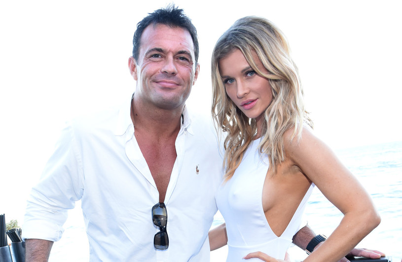 Romain Zago i Joanna Krupa, 2016 rok /Vivien Killilea /Getty Images