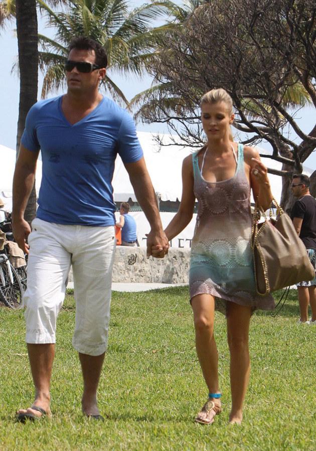 Romain Zago, Joanna Krupa /East News