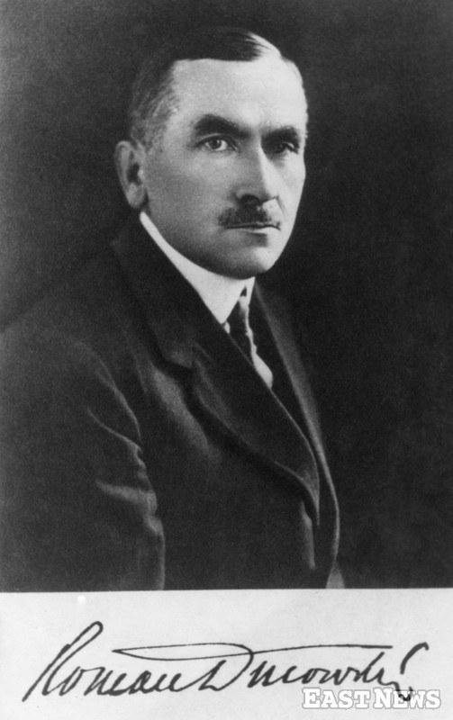 Roman Dmowski (1864-1939), przywódca Narodowej Demokracji /Muzeum Niepodległości/ /East News