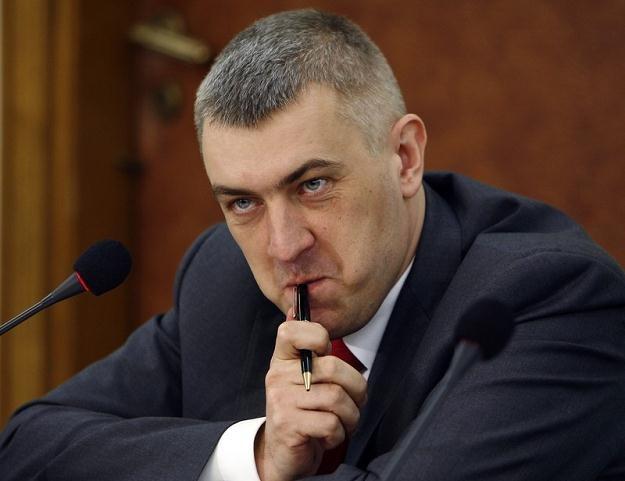 Roman Giertych nie wypowiedział się na temat afery w LPR / fot. A. Stawiński /Reporter