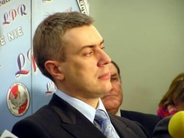 Roman Giertych został nowym ministrem edukacji /INTERIA.PL