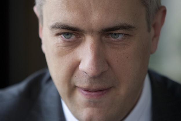 Roman Giertych /Reporter