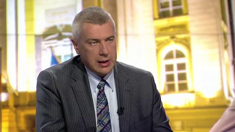 Roman Giertych /TVN24/x-news