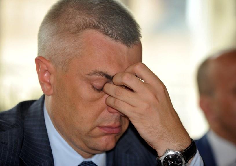 Roman Giertych /Marek Lasyk  /Reporter