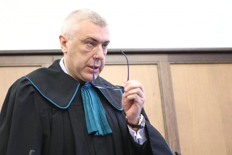 Roman Giertych /Tomasz Jastrzebowski/REPORTER /Reporter
