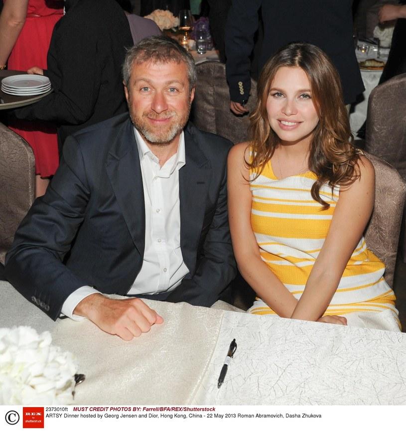 Roman i Daria Abramowicz /- /East News
