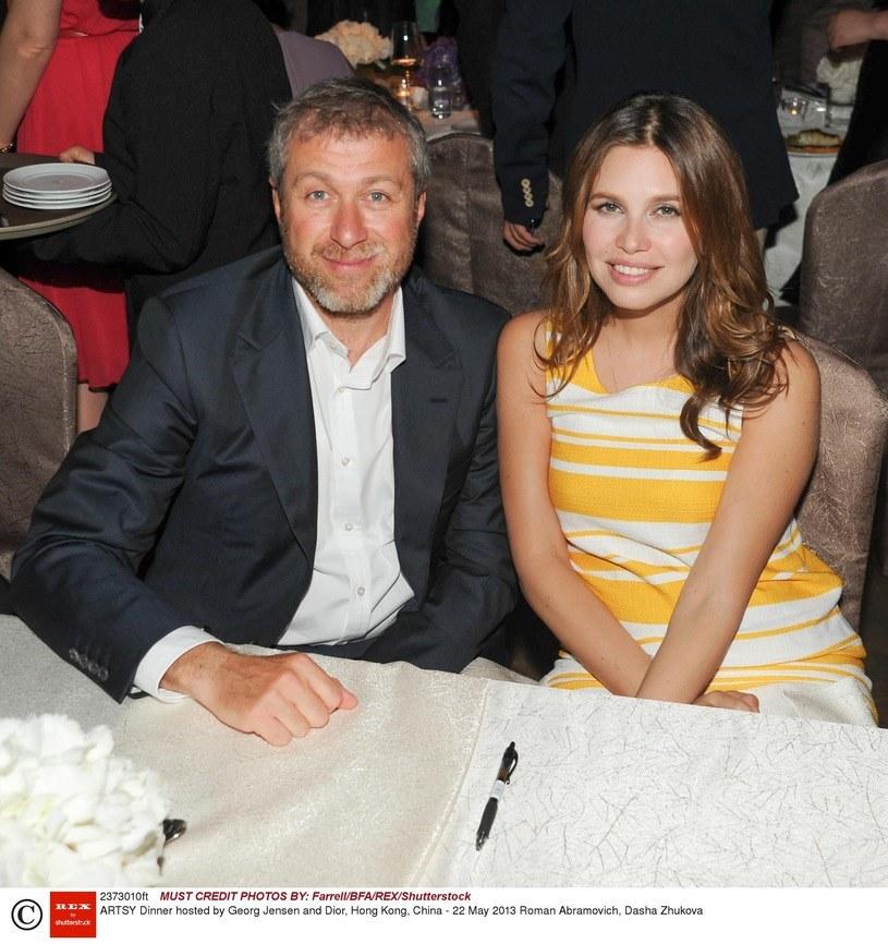 Roman i Daria Abramowicz /East News