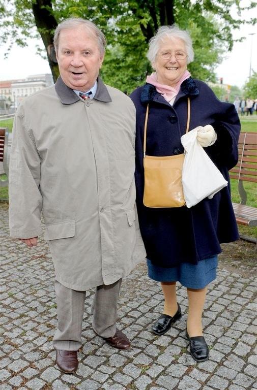 Roman i Krystyna Kłosowscy /Agencja W. Impact