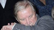 Roman Kłosowski musiał przełożyć operację