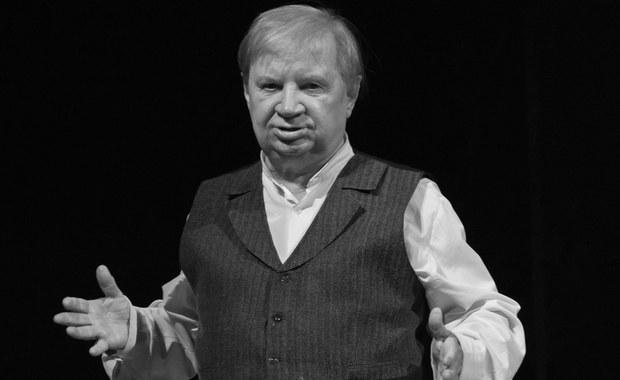 Roman Kłosowski nie żyje. Aktor miał 89 lat