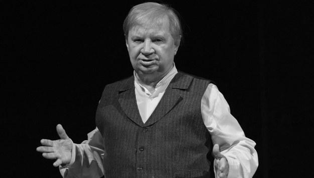 Roman Kłosowski w 2013 roku / Lech Muszyński    /PAP