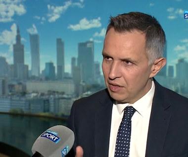 Roman Kołtoń: Życzyłbym Slavii Praga awansu do półfinału Ligi Europy (POLSAT SPORT). Wideo
