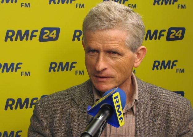 Roman Kuźniar w Przesłuchaniu RMF FM /RMF